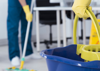 Office Cleaners Cleaning Office